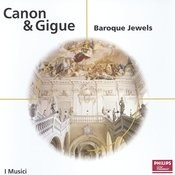 Canon & Gigue - Baroque Jewels Songs