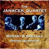 Mozart & Smetana - String Quartets Songs