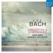 C. P. E. Bach: Concertos & Symphonies Songs