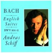 The English Suites; Suites Nos.1 - 6 (2 CDs) Songs