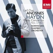 Haydn: Piano Concertos Nos. 3, 4 & 11 Songs