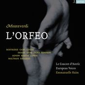 Monteverdi: Orfeo Songs