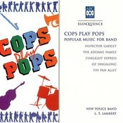Cops Play Pops: Popular Music For Band Songs