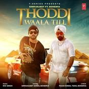 Thoddi Waala Till Song
