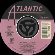 The World I Know / Smashing Young Man [Digital 45] (with PDF) Songs