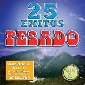 25 Exitos Pesados (Vol. 2) (USA) Songs