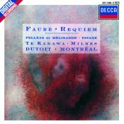 Faure Requiem Pelleas Et Melisande Pavane For Orchestra And Choir Songs