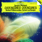 Offenbach: Overtures Songs