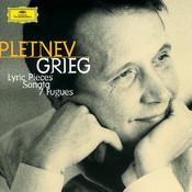 Grieg Lyric Pieces Sonata Fugues Songs
