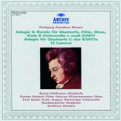 Mozart W A Adagio Songs