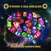Food4dabrain Second Serving Songs