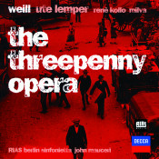 Weill: The Threepenny Opera Songs