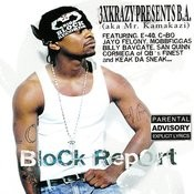 3X Krazy Presents: Block Report (Parental Advisory) Songs
