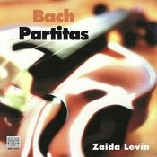J.S. Bach: Solo Violin Partitas BWV 1002, 1004, 1006 Songs