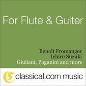 Ferdinando Carulli, Fantasy For Flute And Guitar, Op. 337 Songs