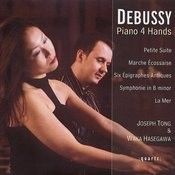 Debussy; Piano 4 Hands Songs