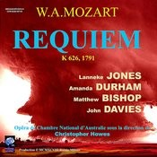 Mozart: Requiem Songs