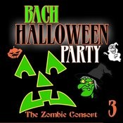 Bach's Halloween Party 3 Songs
