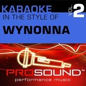 To Be Loved By You (Karaoke With Background Vocals)[In The Style Of Wynonna] Song