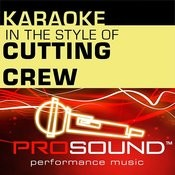 I Just Died In Your Arms Tonight (Karaoke Lead Vocal Demo)[In The Style Of Cutting Crew] Song
