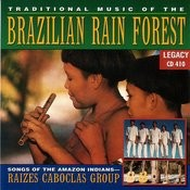 Traditional Music Of The Brazilian Rain Forest Songs