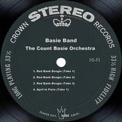Basie Band Songs
