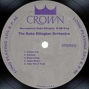 Stereophonic Duke Ellington With B.B. King Songs