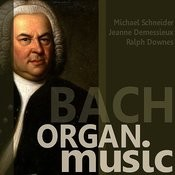 Bach: Organ Music Songs