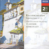 Rachmaninov: Symphonies Nos.1 - 3 Songs