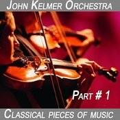 Classical Pieces Of Music. John Kelmer Orchestra (Karaoke For A Soprano) Songs