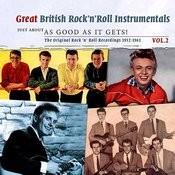 Great British Rock 'n' Roll Instrumentals, Vol. 2 Songs