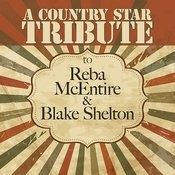A Country Star Tribute To Reba Mcentire & Blake Shelton Songs