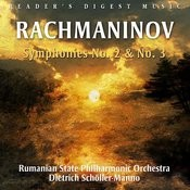 Romanian State Philharmonic Orchestra Plays Rachmaninoff Symphonies Songs