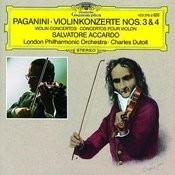 Paganini: Violin Concertos Nos. 3 & 4 Songs