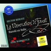 Berlioz: The Damnation of Faust; Harold in Italy (2 CDs) Songs