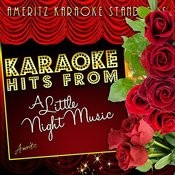 Karaoke Hits From A Little Night Music Songs