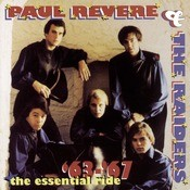 The Essential Ride:  The Best Of Paul Revere & The Raiders Songs