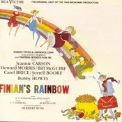 Finian's Rainbow (1960 Broadway Cast Recording) Songs