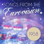 Songs From The Eurovision Song Contest: 1958 Songs