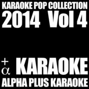 Karaoke Pop Collection 2014, Vol. 4 Songs