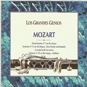 Los Grandes Genios Mozart - Divertimento No. 7 Songs