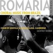 Romaria: Choral Music From Brazil Songs