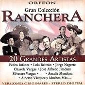 Gran Colección Ranchera Songs
