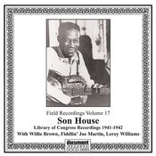 Son House Library Of Congress Recordings 1941-1942 Songs