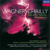 Wagner Overtures Songs