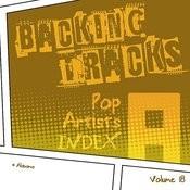 Backing Tracks / Pop Artists Index, A, (Alabama), Volume 18 Songs
