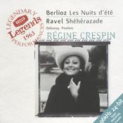 Berlioz: Les Nuits d'été / Ravel: Shéhérazade, &c. Songs