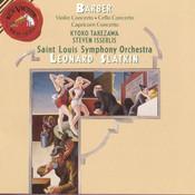 Barber: Cello & Violin Concerto Songs