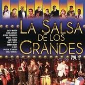 La Salsa De Los Grandes, Vol. 2 Songs