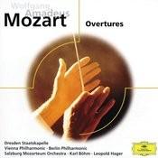 Mozart: Overtures Songs